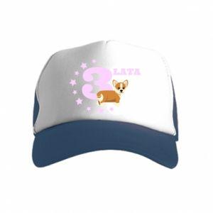 Kid's Trucker Hat 3 yars