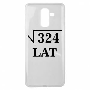 Samsung J8 2018 Case 324 years old