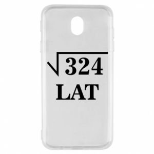 Samsung J7 2017 Case 324 years old