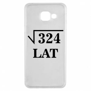 Samsung A3 2016 Case 324 years old
