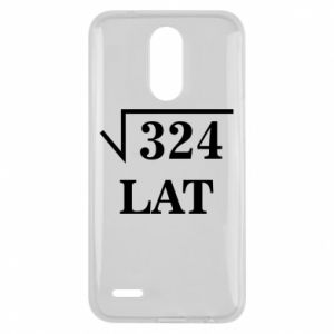 Lg K10 2017 Case 324 years old