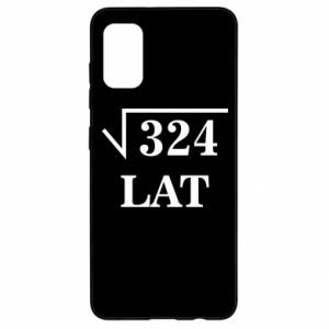 Samsung A41 Case 324 years old