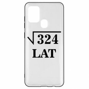 Samsung A21s Case 324 years old