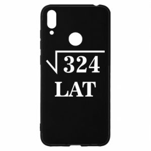 Huawei Y7 2019 Case 324 years old