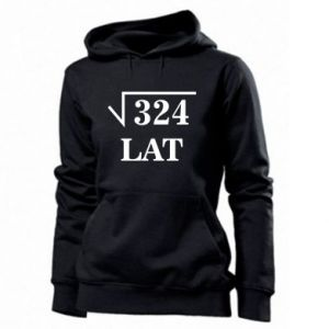 Women's hoodies 324 years old