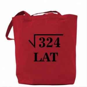 Bag 324 years old