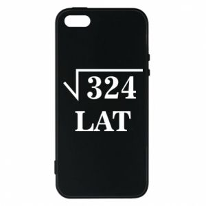 iPhone 5/5S/SE Case 324 years old