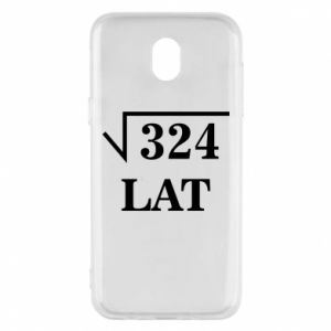 Samsung J5 2017 Case 324 years old