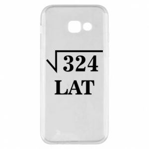 Samsung A5 2017 Case 324 years old
