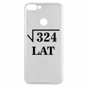 Phone case for Huawei P Smart 324 years old