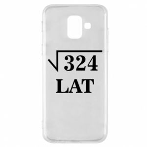 Samsung A6 2018 Case 324 years old