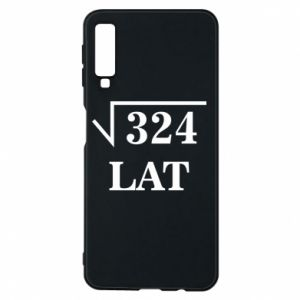 Samsung A7 2018 Case 324 years old