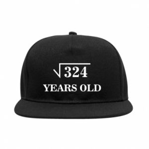 SnapBack 324 years old