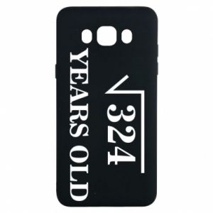 Samsung J7 2016 Case 324 years old