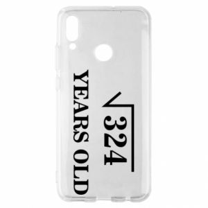 Huawei P Smart 2019 Case 324 years old