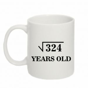 Mug 330ml 324 years old