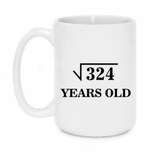 Kubek 450ml 324 years old