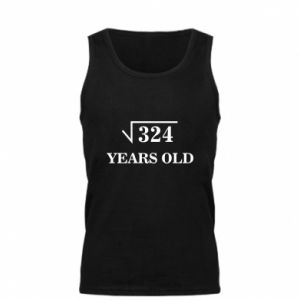 Men's t-shirt 324 years old