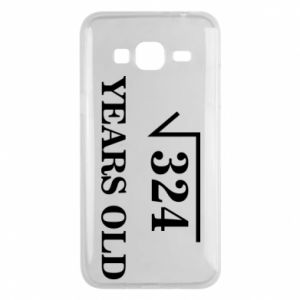 Samsung J3 2016 Case 324 years old