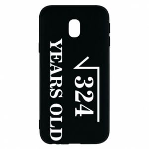 Samsung J3 2017 Case 324 years old