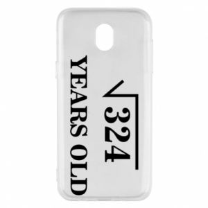 Phone case for Samsung J5 2017 324 years old
