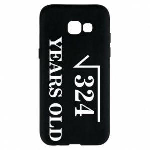 Phone case for Samsung A5 2017 324 years old