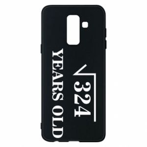 Phone case for Samsung A6+ 2018 324 years old