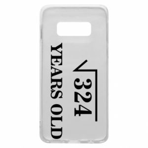 Phone case for Samsung S10e 324 years old