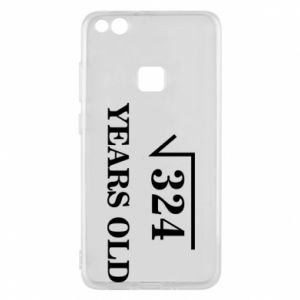 Phone case for Huawei P10 Lite 324 years old