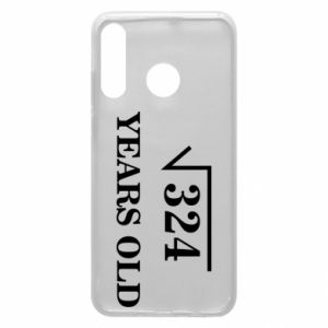 Phone case for Huawei P30 Lite 324 years old
