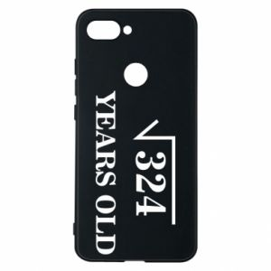 Phone case for Xiaomi Mi8 Lite 324 years old
