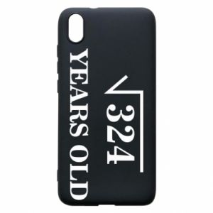 Phone case for Xiaomi Redmi 7A 324 years old
