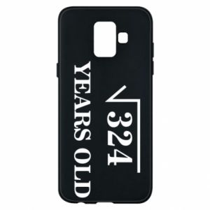 Phone case for Samsung A6 2018 324 years old