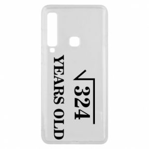 Phone case for Samsung A9 2018 324 years old