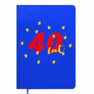 Notes 40 lat, z gwiazdami