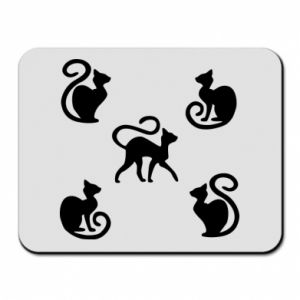 Mouse pad 5 cats
