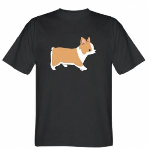 T-shirt Corgi en route