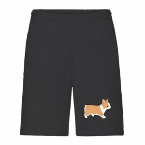 Men's shorts Corgi en route