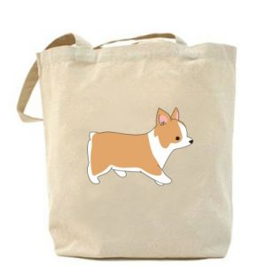 Bag Corgi en route