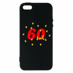 Etui na iPhone 5/5S/SE 60 lat, z gwiazdami
