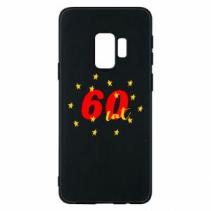 Etui na Samsung S9 60 lat, z gwiazdami