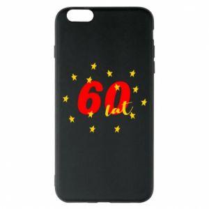 Etui na iPhone 6 Plus/6S Plus 60 lat, z gwiazdami