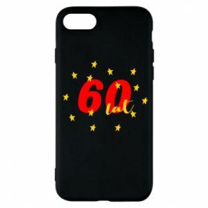 Etui na iPhone 7 60 lat, z gwiazdami