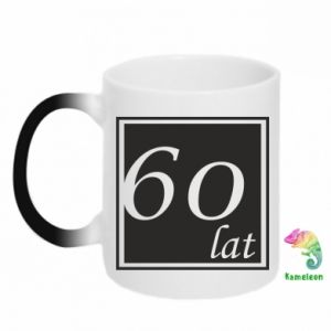 Chameleon mugs 60 years