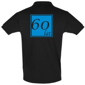 Koszulka Polo 60 lat