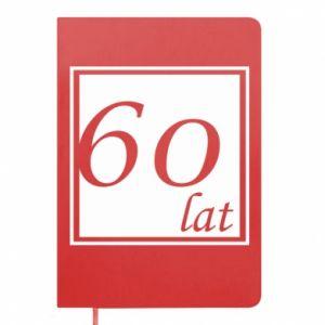 Notes 60 lat