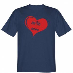 Koszulka 82% sure