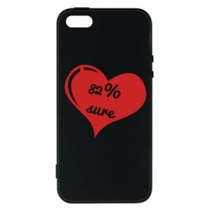 Phone case for iPhone 5/5S/SE 82% sure