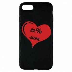 Phone case for iPhone 8 82% sure