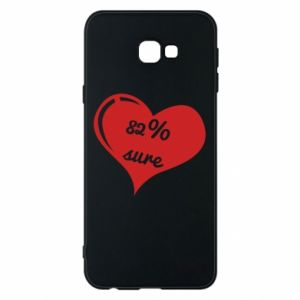 Phone case for Samsung J4 Plus 2018 82% sure